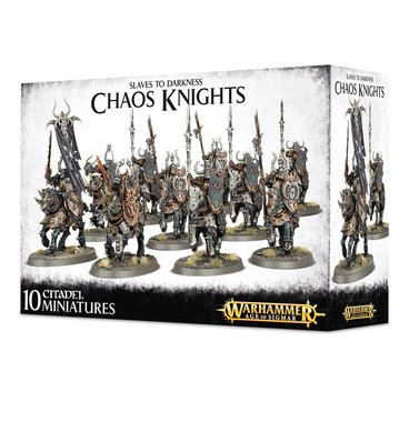 Warhammer: Age of Sigmar - Chaos Knights