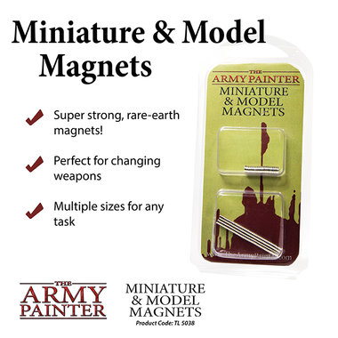 Miniature & Model Magnets (The Army Painter)