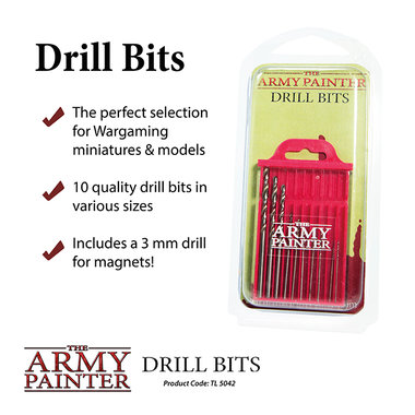Drill Bits (The Army Painter)