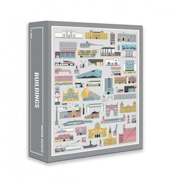 Buildings - Puzzel (500)