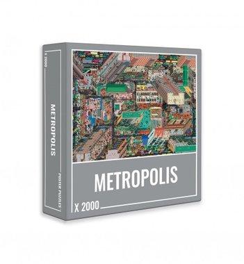 Metropolis - Puzzel (2000)
