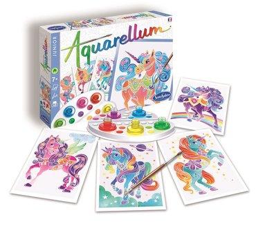 Aquarellum Junior: Eenhoorns