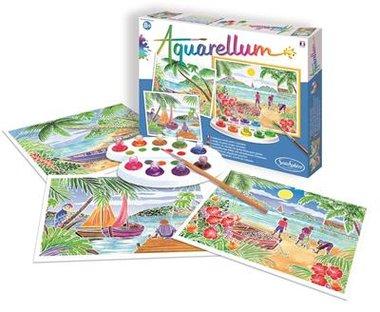 Aquarellum XL: Tropical
