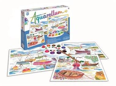 Aquarellum: Havens