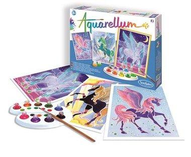 Aquarellum: Pegasus