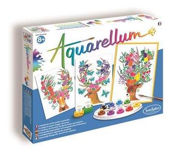 Aquarellum: Herten