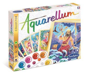 Aquarellum Collector: Mythologie