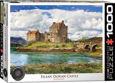 Eilean Donan Castle - Scottland - Puzzel (1000)