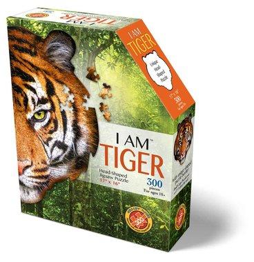 I Am Tiger - Mini Puzzel (300)