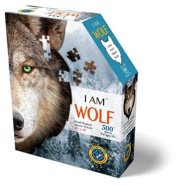 I Am Wolf - Mini Puzzel (300)