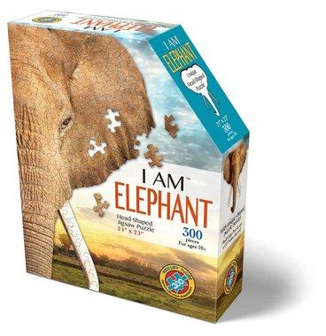 I Am Elephant- Mini Puzzel (300)