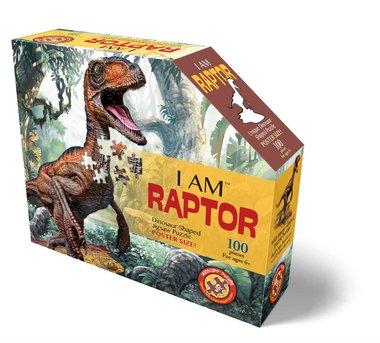 I Am Raptor - Puzzel (100)