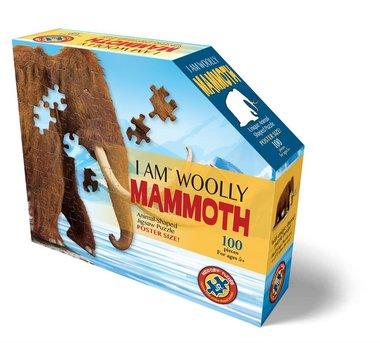 I Am Woolly Mammoth - Puzzel (100)