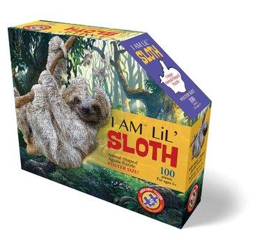 I Am Lil' Sloth - Puzzel (100)