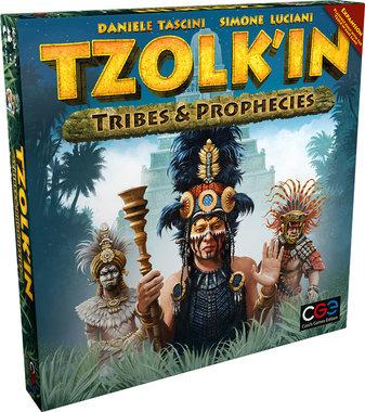 [LICHT BESCHADIGD] Tzolk'in: The Mayan Calendar - Tribes & Prophecies [ENG]