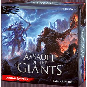 [LICHT BESCHADIGD] D&D: Assault of the Giants