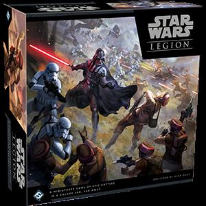 [LICHT BESCHADIGD] Star Wars Legion