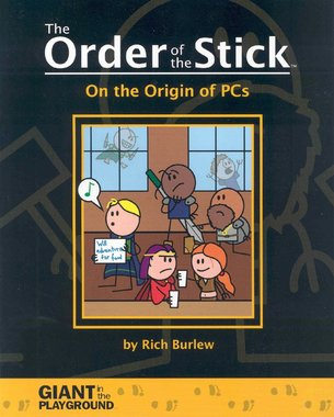 The Order of the Stick #0: On the Origin of PCs