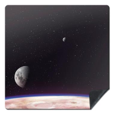 Playmat: Deep Planet (92x92cm)