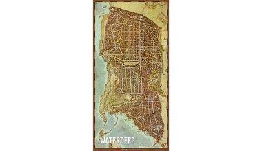 Dungeons & Dragons: Waterdeep (Map)