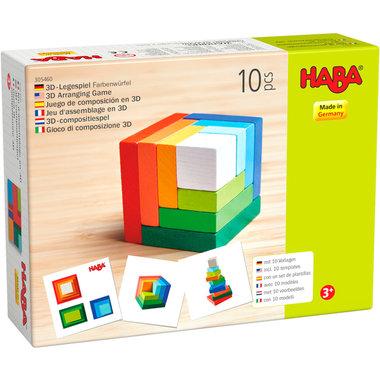 Kleurenblok (3D Compositiespel)