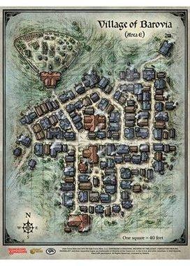 Dungeons & Dragons: Curse of Strahd (Map Set)