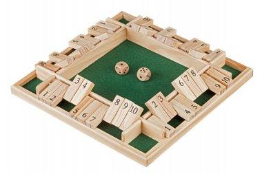 Shut the Box (4 Spelers)