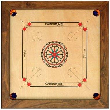 Carrom: WCT Champion (70 x 70 cm)