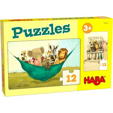 Puzzels: Leeuw Udo (3+)