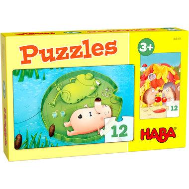 Puzzels: Meneer Egel (3+)
