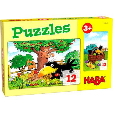 Puzzels: Boomgaard (3+)