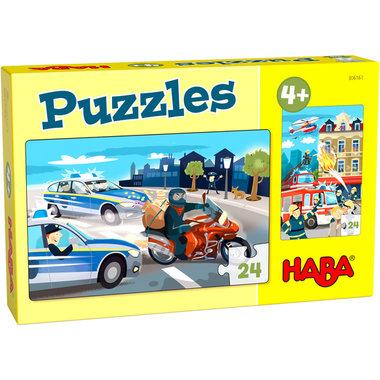 Puzzels: In actie (4+)
