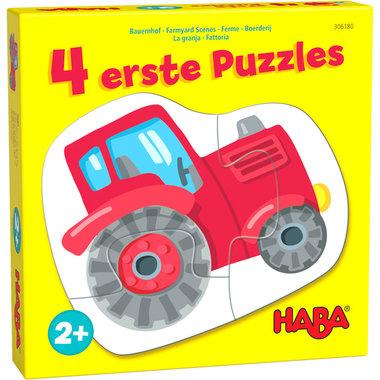 4 Eerste Puzzels: Boerderij (2+)
