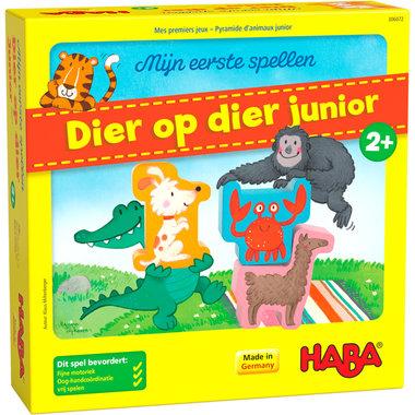 Mijn Eerste Spellen: Dier op Dier Junior (2+)