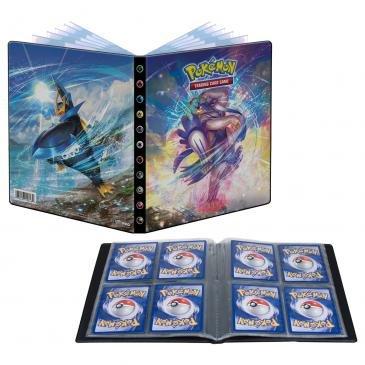 4-Pocket Portfolio for Pokémon: Sword & Shield - Battle Styles (Ultra Pro)
