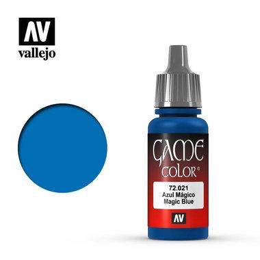 Game Color: Magic Blue (Vallejo)