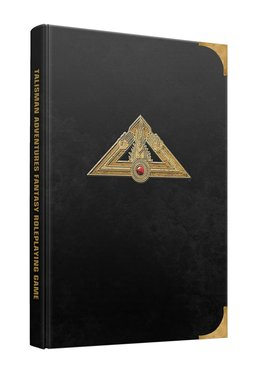 Talisman Adventures RPG: Core Rulebook [LIMITED EDITION]