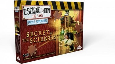 Escape Room The Game Puzzle Adventures: Secret of the Scientist
