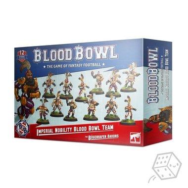 Blood Bowl: Imperial Nobility Blood Bowl Team (The Bögenhafen Barons)