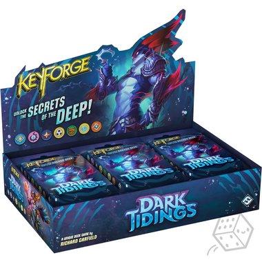 KeyForge: Dark Tidings (Boosterbox = 12 decks)