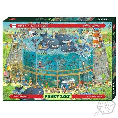 Ocean Habitat - Puzzel (1000)