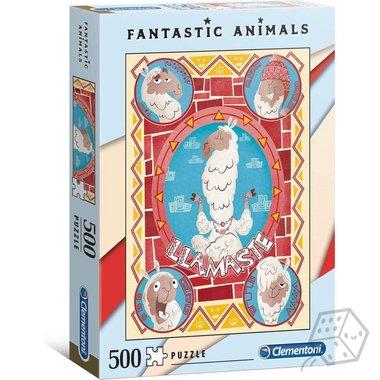Llamaste - Puzzel (500)