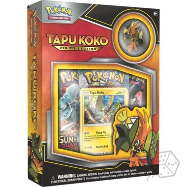 Pokémon: Pin Collection (Tapu Koko)