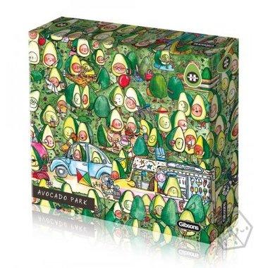 Avocado Park - Puzzel (1000)