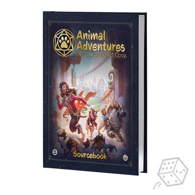 Animal Adventures: Secrets of Gullet Cove Sourcebook