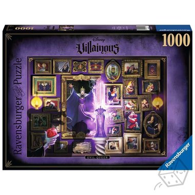 Disney Villainous: Evil Queen - Puzzel (1000)