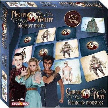 Nachtwacht: Monster Memo