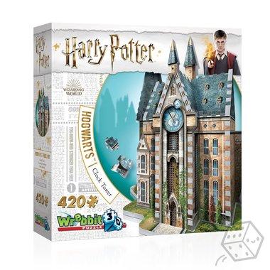 Harry Potter: Clock Tower - Wrebbit 3D Puzzle (420)