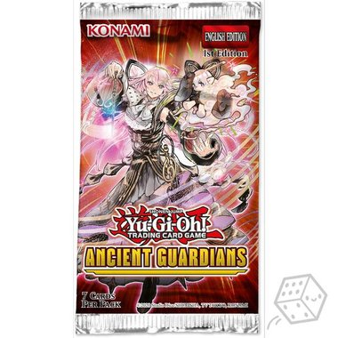 Yu-Gi-Oh! Ancient Guardians (Booster)