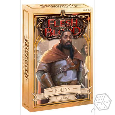 Flesh and Blood: Blitz Deck (Boltyn, Light Warrior)